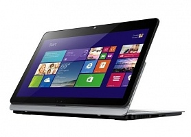 Ноутбук SONY Vaio SVF11N1L2RS Silver